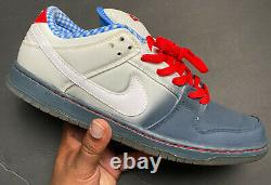 Nike sb dunk low dorothy Size 12 Wizard Of Oz! Zoom Air Skate Shoe