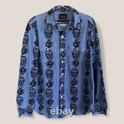 Number (N)ine x Takahiro Miyashita The Soloist Magical Design Shirt
