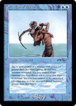 Old Man of the Sea (MTG) NM MTG Arabian Nights Magic Gathering