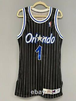 Orlando Magic Penny Hardaway Authentic Issued Jersey Size 40 OG NBA Team Player