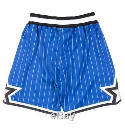 Orlando Magic Royal Blue Mitchell & Ness Authentic NBA Basketball Short