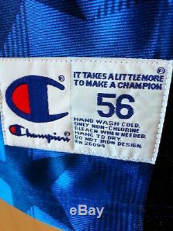 Orlando Magic Tracy McGrady Authentic Champion Jersey- Men's Size XXXL