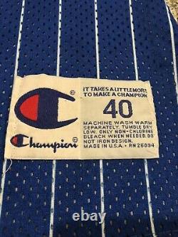 PENNY HARDAWAY Orlando Magic Champion Authentic Jersey Stitched 40 jordan kobe