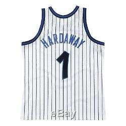 Penny Hardaway #1 Orlando Magic Mitchell Ness Mesh NBA Throwback Jersey White