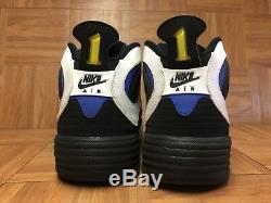 RARE Nike Air Flight One NRG Orlando Magic Penny Hardaway LE Sz 14 520502-110