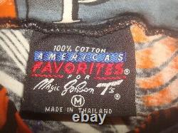 RARE Vintage 90's Magic Johnson T's Phoenix Suns All Over Print T Shirt Medium