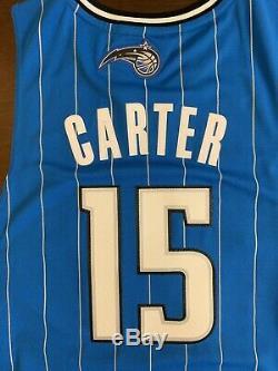Rare Vintage Adidas NBA Orlando Magic Vince Carter Basketball Jersey