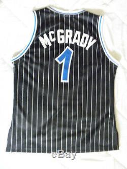 Reebok Orlando Magic Tracy McGrady Authentic jersey size 48 XL Hardwood Classics