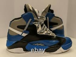 Reebok Pump Shaq Attaq 1 Shattered Backboard Mens Basketball Shoes Orlando Magic
