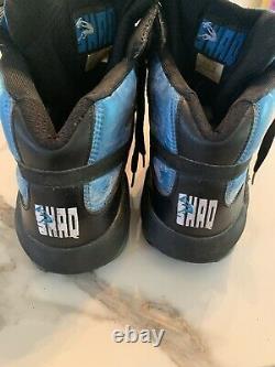 Reebok Pump Shaq Attaq Retro OG Black Azure Orlando Magic Size 13