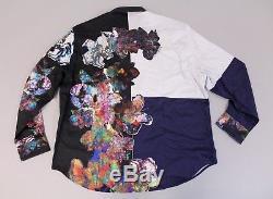 Robert Graham Men's Limited Edition Magical Wings Sport Shirt HD3 Multi Size 3XL