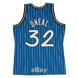 Shaquille O'Neal NBA Orlando Magic Mitchell & Ness Blue 1994-95 Swingman Jersey