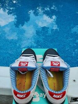 Size 10.5 Nike SB Dunk Low Premium Dorothy, Wizard of Oz 2015