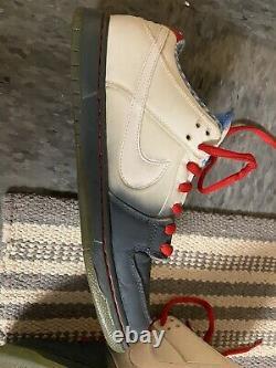 Size 11 Nike SB Dunk Low Premium Dorothy, Wizard of Oz 2015