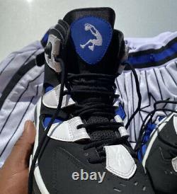 Size 11 Reebok Shaq Attaq 4 Orlando Magic/ Matching Shorts