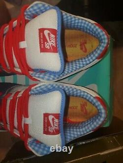 Size 12 Nike SB Dunk Low Premium Dorothy, Wizard of Oz 2015