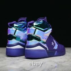 Size 17 Converse ERX High Court Iridescent Laker Purple Magic Weapons Just Don