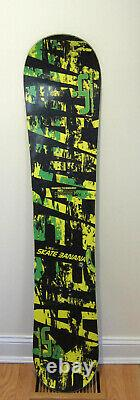 Skate Sk8 Banana BTX lib tech technologies 153 Wide 153cm cm W magic Snowboard