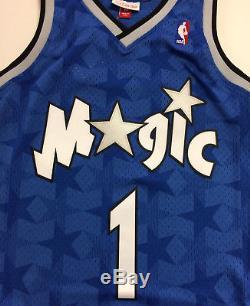 Tracy McGrady Orlando Magic Mitchell & Ness NBA 2000-2001 Authentic Jersey