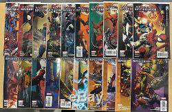 Ultimate Spider-Man 1-133 Annuals 1,2 Wizard 1/2 Complete Run 141 Total Issues