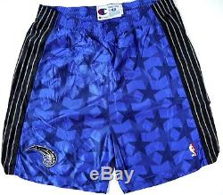 VINTAGE CHAMPION Orlando MAGIC pro cut basketball shorts MADE IN USA mens 48