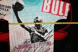 VINTAGE NEW Michael Jordan Chicago Bulls Magic Johnson T'S. Size Large