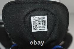 VNDS Reebok Shaq Attaq IV (4) Pump White/Black Orlando Magic Custom sz 11 Rare
