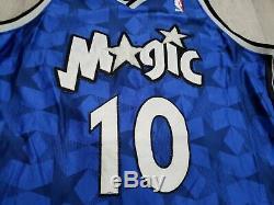VTG Champion Authentic Orlando Magic DARRELL ARMSTRONG 10 Jersey Mens 48 Mcgrady