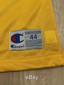 VTG Champion Magic Johnson Jersey LA Lakers NEW NBA #32 Vintage 90s Size 44