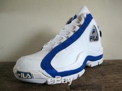 VTG FILA 96 Grant Hill 2 Shoes sz 11 orlando magic stackhouse sneakers rare