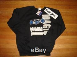 VTG ORLANDO MAGIC 90's Sweatshirt NWT XL Vintage Garan B