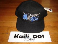 VTG Orlando Magic Starter SNAP BACK HAT OG Bulls Kings A