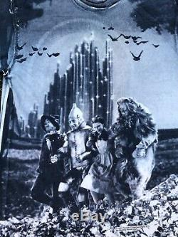 Vintage 1992 Wizard Of Oz Stanley DeSantis T Shirt