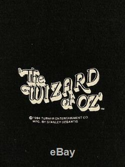 Vintage 1994 Wizard Of Oz All Over Print Movie Promo Tee T Shirt L Very Rare