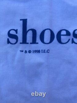 Vintage 1998 Deadstock Single Stitch Wizard Of Oz T-Shirt Size XL