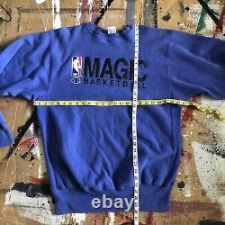 Vintage 90s Champion Reverse Weave NBA Orlando Magic Basketball Sweatshirt XXL