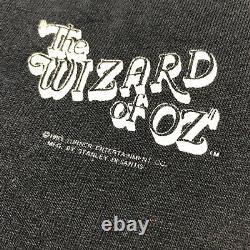 Vintage 90s T Shirt The Wizard Of OZ Stanley Desantis Movie Tee Promo Rare 1993
