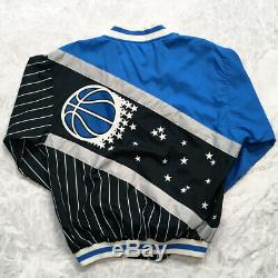 Vintage Champion Orlando Magic NBA Warm Up Jacket Size M