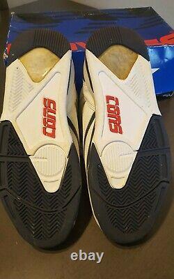 Vintage Converse Cons USA Olympic Magic Johnson Shoes Dream team weapon erx rare
