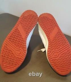 Vintage Converse Startech Shoes weapon erx magic bird dr. J lakers rare size 13