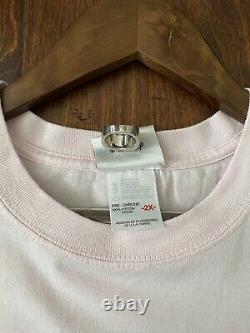 Vintage Disney World Magic Kingdom T-Shirt Size XXL