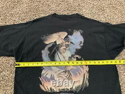 Vintage Magic The Gathering T- Shirt size XL