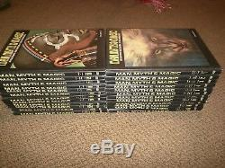Vintage Man Myth and Magic occult Crowley Austin spare gothic encyclopedia set