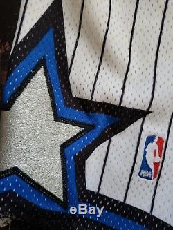 Vintage NBA Champion Orlando Magic authentic shorts white 34 Penny Shaq
