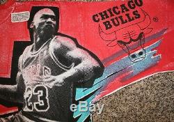 Vintage NWOT Michael Jordan Chicago Bulls T-Shirt. By Magic Johnson T'S. Size XL