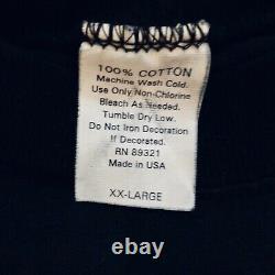 Vintage Nascar Black Magic Rusty Wallace All Over Print T Shirt- 2XL