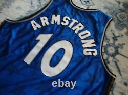 Vintage Orlando Magic Darrell Armstrong Authentic Jersey 52