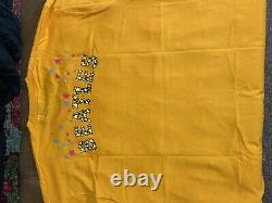 Vintage The Beatles Magical Mystery Tour Promo T-shirt XL Never worn