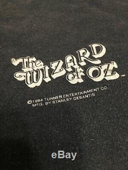 Vintage collectors 1994 Wizard Of Oz Good Bad Witch Stanley Desantis T Shirt USA