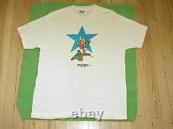 Vtg 1984 Cheech Wizard T-Shirt Vaughn Bode Graffiti/Underground Comic Art sz M/L